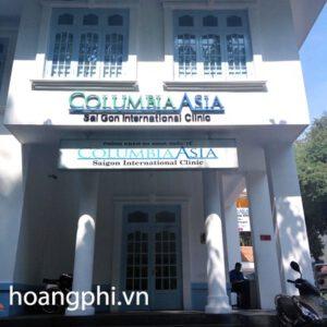 Phòng khám, điều trị HIV/AIDS