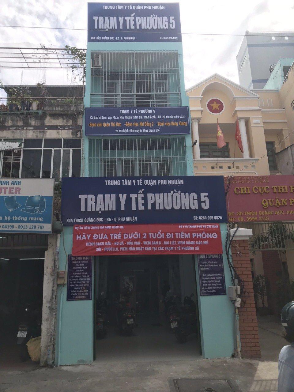Trạm y tế xã Phú Xuân
