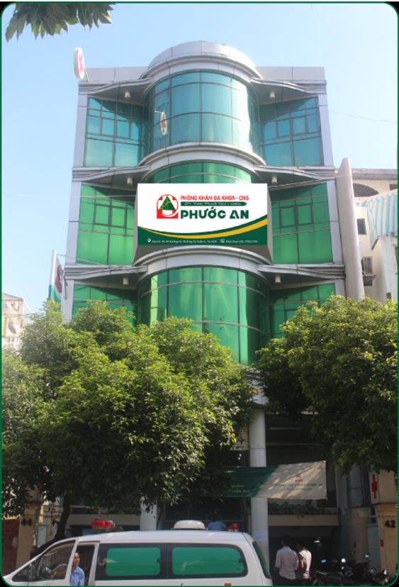Trạm Y tế phường Phước Long A