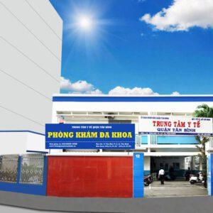 Phòng khám đa khoa Trực thuộc Trung tâm y tế quận Tân Bình