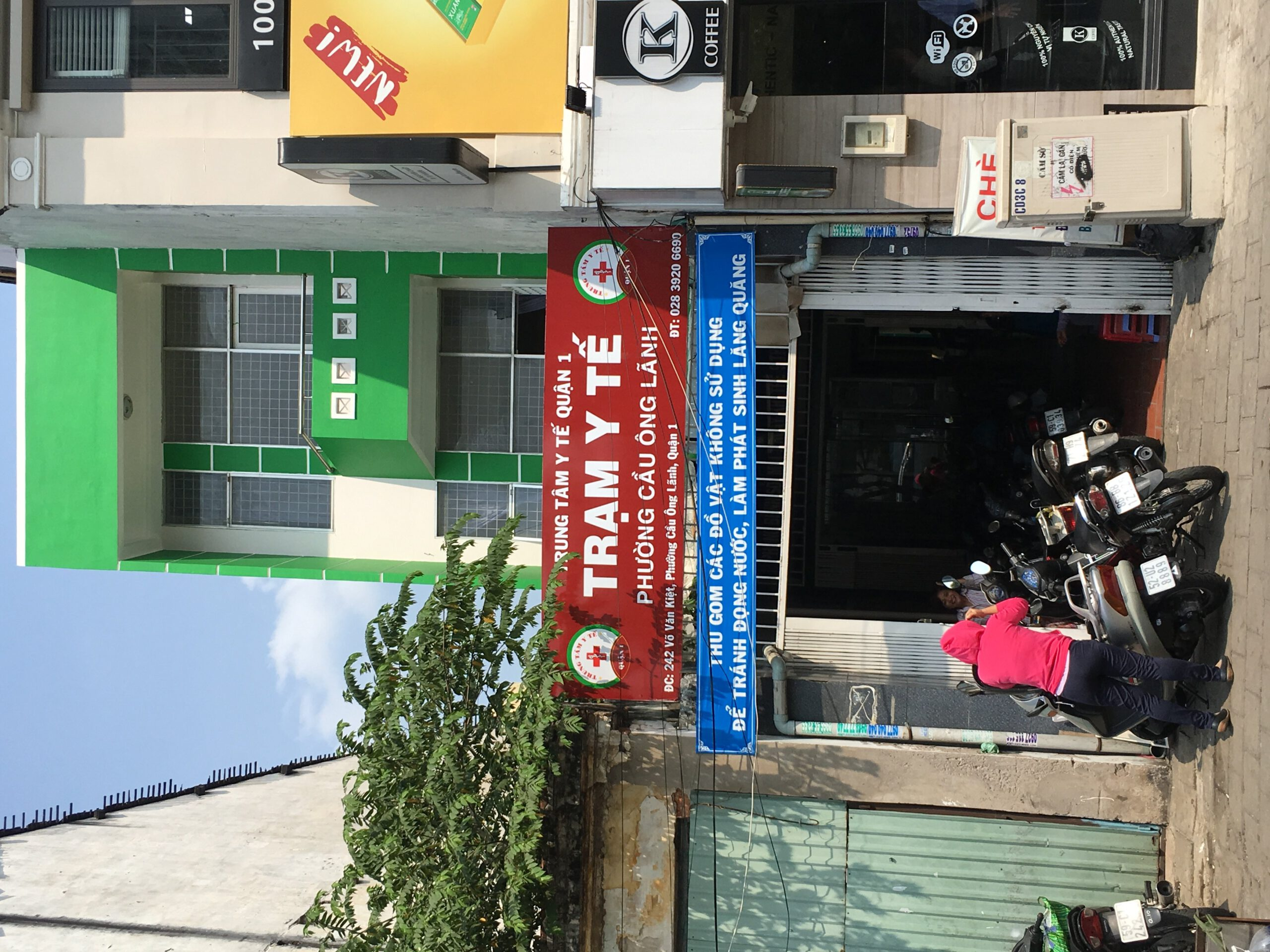 Trạm Y tế Phường An Lạc  (thuộc Trung tâm Y tế quận Bình Tân)