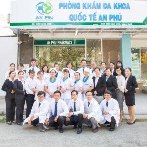 Công ty TNHH Phòng khám Đa khoa Quốc tế An Phú