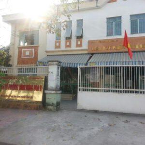 Trạm Y tế Phường Bình Hưng Hòa B (thuộc trung tâm Y tế Quận Bình Tân)