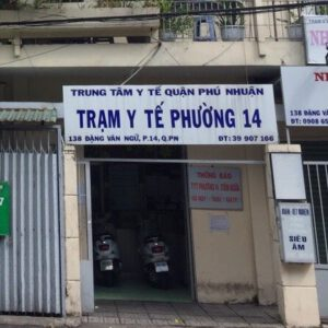 Trạm Y tế xã Phong Phú
