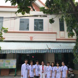 Trạm Y tế Phường Bình Trị Đông (thuộc Trung tâm Y tế Quận Bình Tân)
