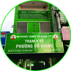 Trạm Y tế Phường Cô Giang