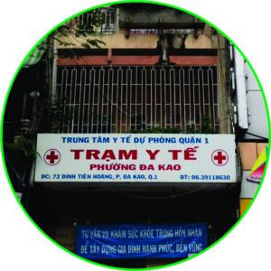 Trạm Y tế Phường Đa Kao