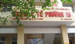Trạm y tế phường 6 – Quận 4