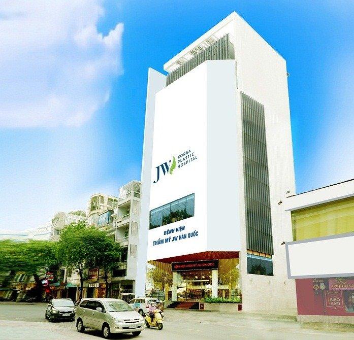 Tổng quan về bệnh viện thẩm mỹ JW Hàn Quốc - Ảnh 1