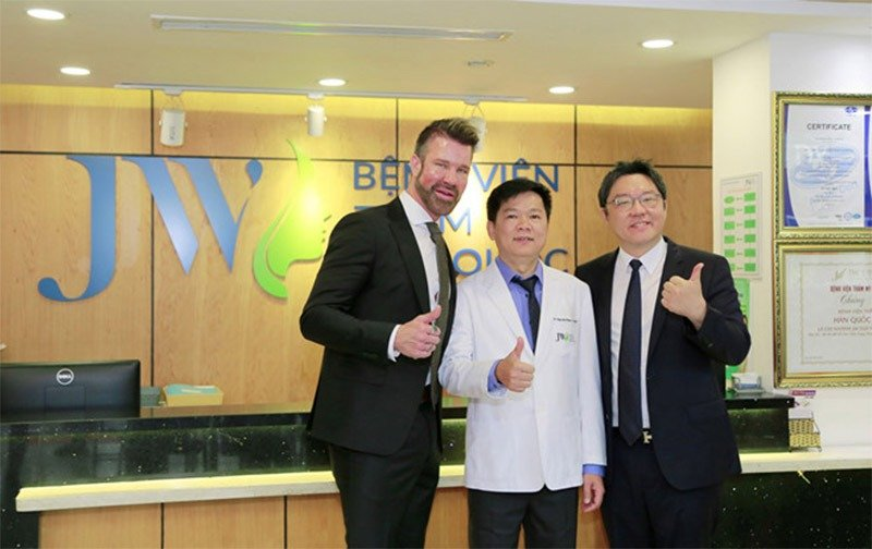 Dịch vụ được cung cấp tại Bệnh viện thẩm mỹ JW Hàn Quốc - Ảnh 2