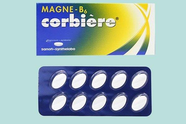 Magne B6 được bào chế ở 02 dạng viên & dạng ống - Ảnh 2