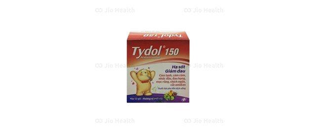 Thuốc giảm đau hạ sốt Tydol 150mg