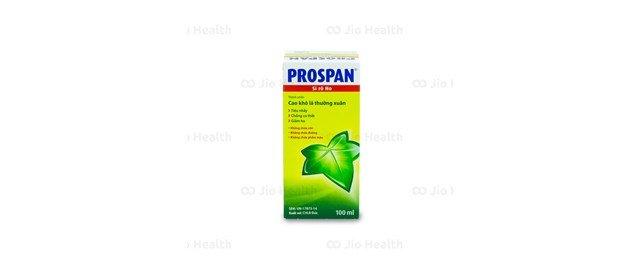 Thuốc ho Siro Prospan 100ml