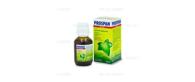 Thuốc ho Siro Prospan