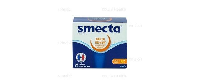 Thuốc trị tiêu chảy Smecta