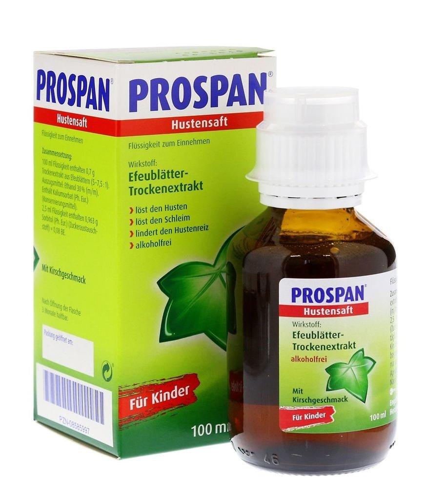 Thuốc ho Siro Prospan - Ảnh 11