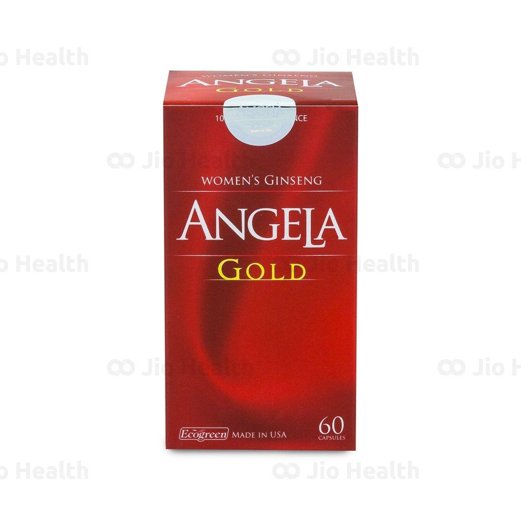 thuốc tăng cường sinh lý nữ Sâm Angela từ Mỹ