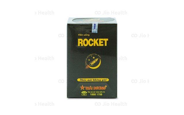 Viên uống Rocket 1h Thái Dương dạng gói