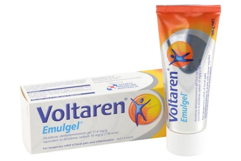 Cận cảnh gel bôi Voltaren được sử dụng ưa chuộng nhất hiện nay - Ảnh 1