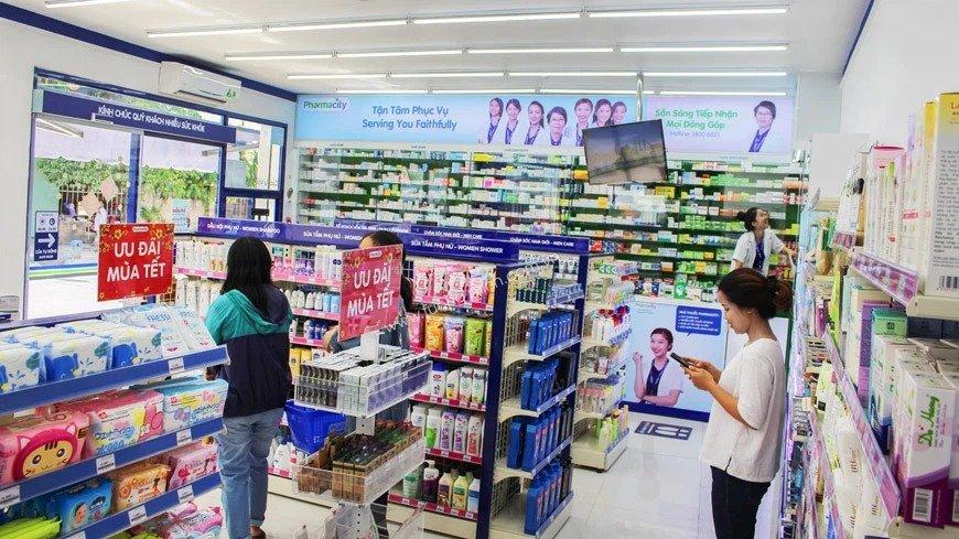 Nhà Thuốc Pharmacity 19 Hoàng Diệu - Ảnh 2
