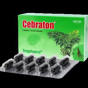 thuốc bổ não Cebraton