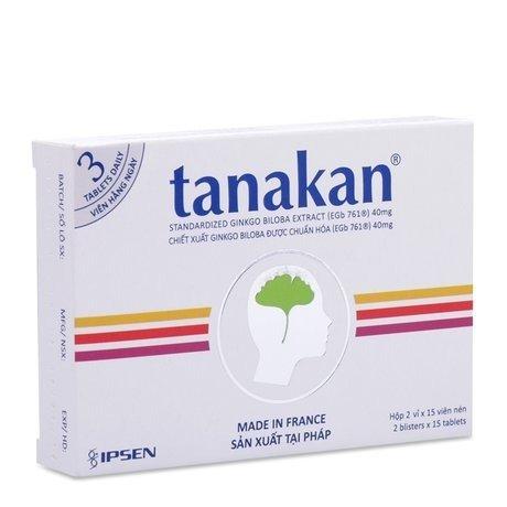 Hình ảnh thuốc bổ não Tanakan được sử dụng phổ biến - Ảnh 2