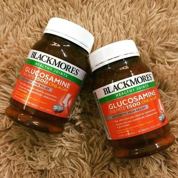 Blackmores Glucosamine - Viên uống bổ xương khớp - Ảnh 3