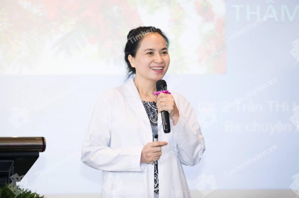 Phòng khám Nội Tổng Quát – BS Nguyễn Thị Mộng Trang