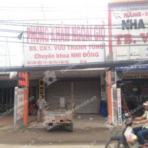 Phòng khám chuyên khoa Nhi Đồng – BS Vưu Thanh Tùng