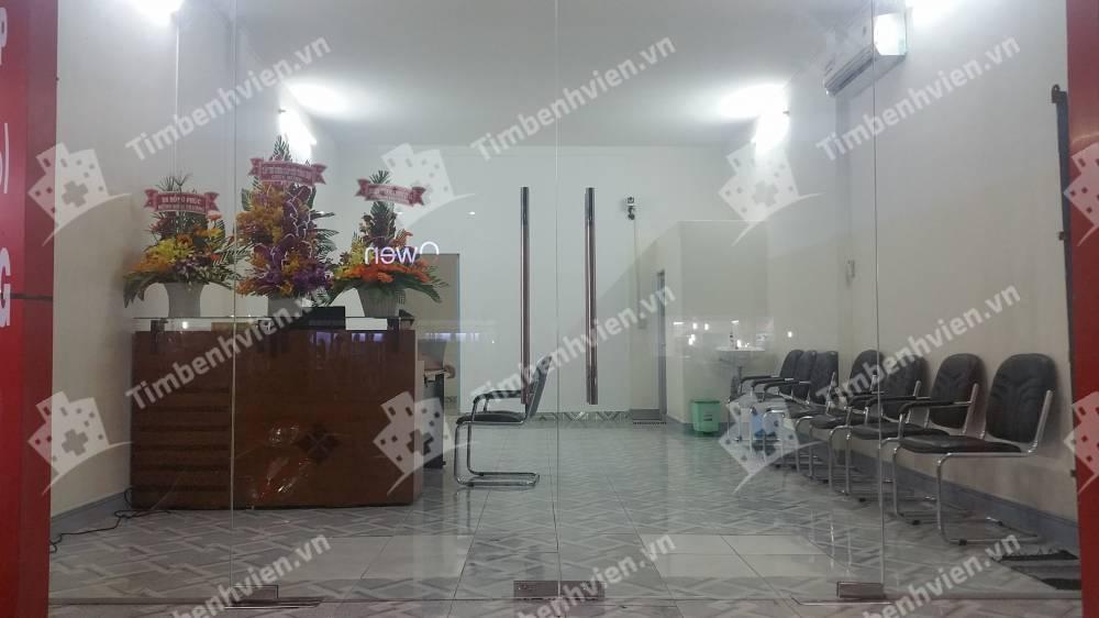 Phòng khám chuyên khoa Nhi