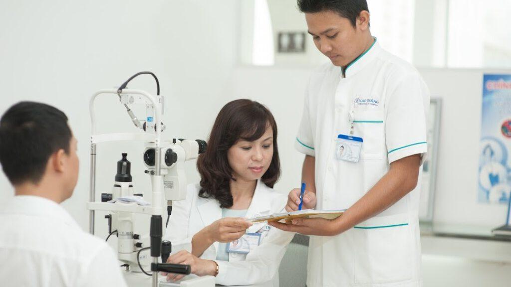 Thủ tục khám bệnh có BHYT tại bệnh viện Cao Thắng - ẢNH 4