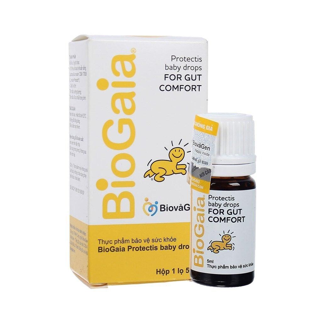 Lưu ý khi sử dụng men vi sinh Biogaia: - Ảnh 4
