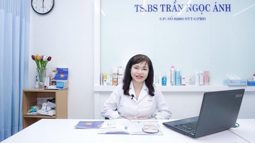 Phòng khám Da Liễu tại TPHCM - Bác Sĩ Trần Ngọc Ánh - Ảnh 9