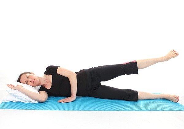 Tập nâng chân, massage và hoạt động thể chất - Ảnh 5