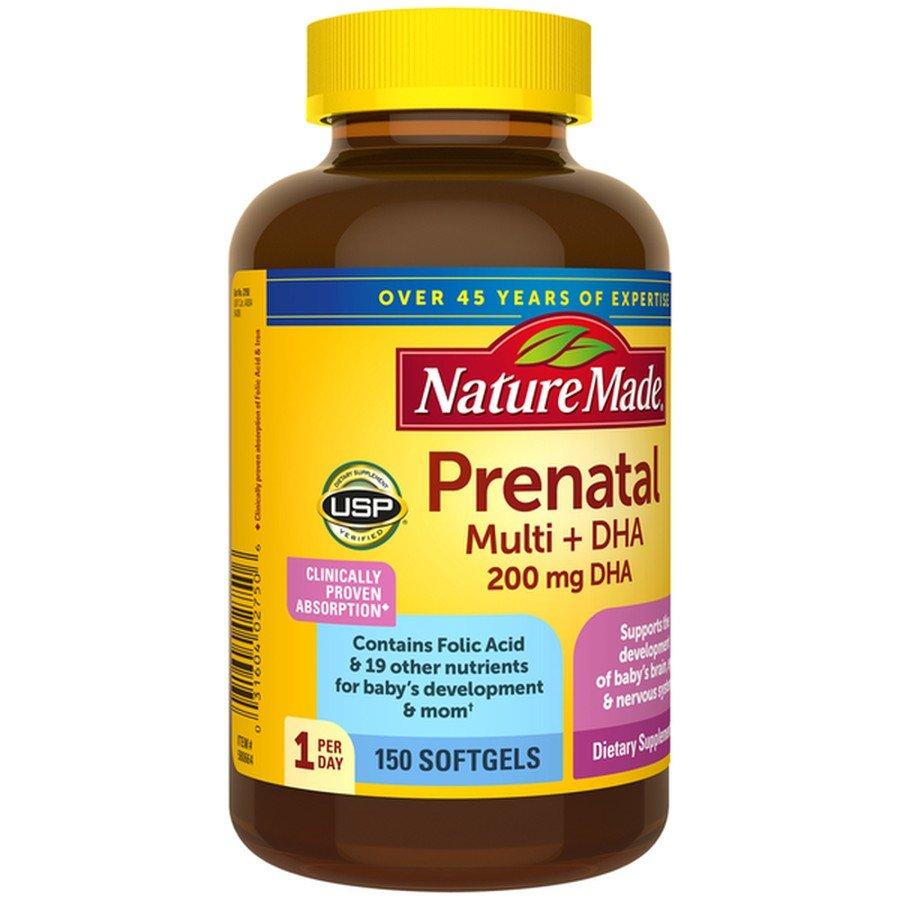 vitamin tổng hợp cho bà bầu