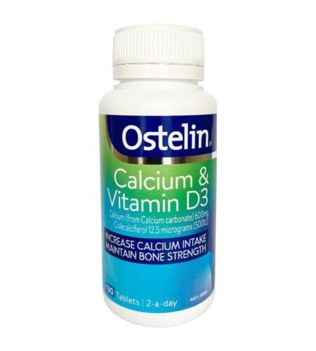 Ostelin là thuốc canxi úc cho bà bầu.