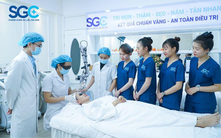 Phòng khám Da Liễu Sài (SGC) - Ảnh 8