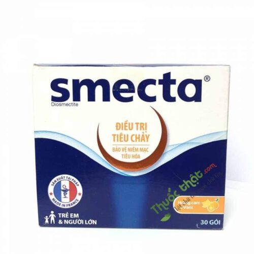 Smecta là thuốc điều trị tiêu chảy cấp và mãn tính - Ảnh 1