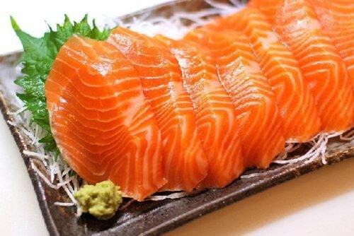 Cá hồi chứa hàm lượng lớn B12 - Ảnh 6