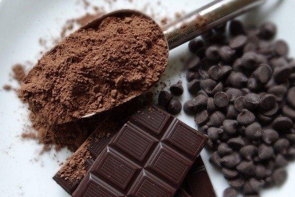 Tương tự như cacao, socola cũng chứa caffein - Ảnh 10