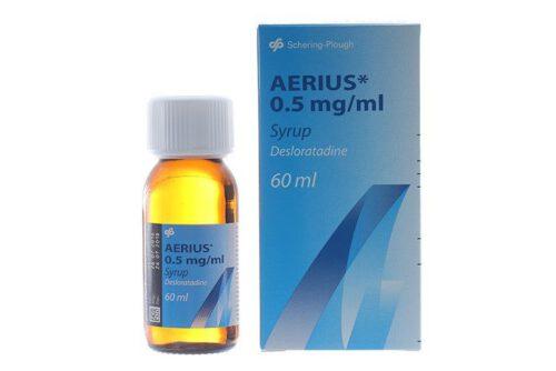 Tác dụng phụ không mong muốn khi dùng thuốc Aerius - Ảnh 3