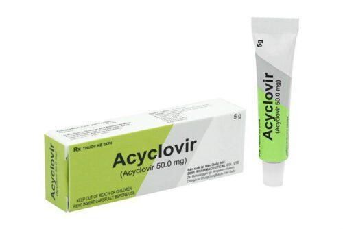 Các dạng thuốc kháng virus Acyclovir - Ảnh 2