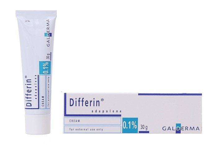 Liều dùng và cách dùng thuốc trị mụn Differin - Ảnh 2