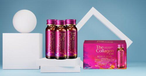 Viên uống Shiseido The Collagen của Nhật - Ảnh 5