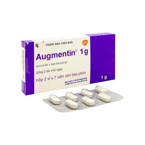 Thuốc Augmentin 1g chữa bệnh gì? - Ảnh 2