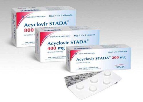 Thuốc Acyclovir là thuốc gì? - Ảnh 1