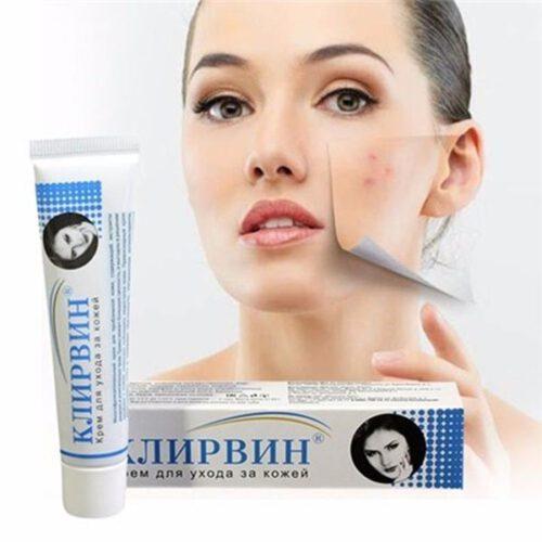 Kem trị sẹo và thâm Klirvin (Nga ) - Ảnh 6