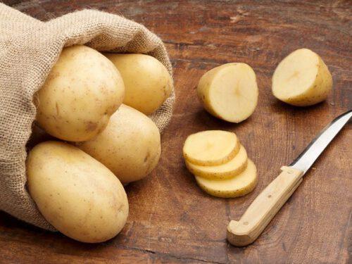 Cách trị mụn đầu đen tại nhà bằng khoai tây - Ảnh 13