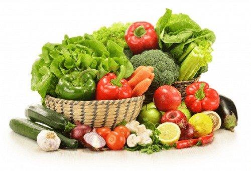 Nên tích cực ăn nhiều rau củ quả để bổ sung vitamin cho cơ thể - Ảnh 5