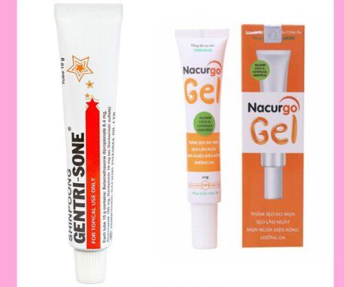 So sánh Gentrisone gel và Nacurgo gel - Ảnh 5